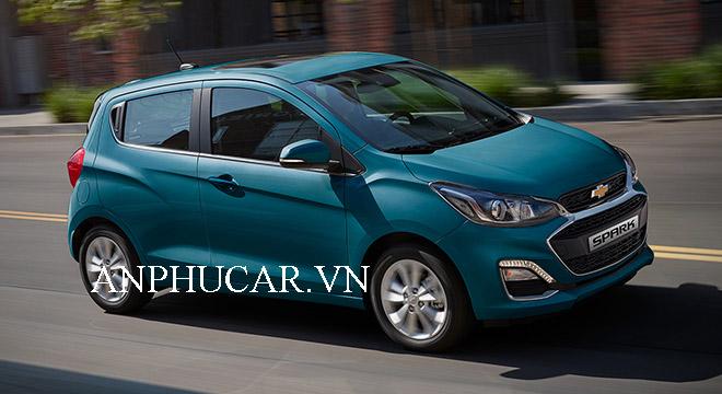 Khuyến mãi mua xe Chevrolet Spark Van Dou 2020
