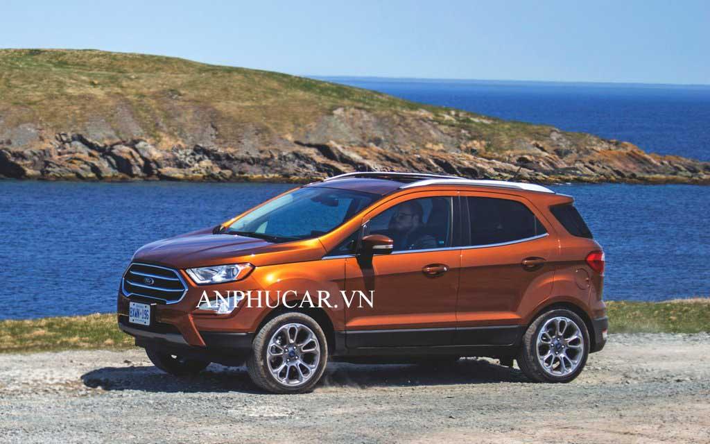 Ford Ecosport 2020 khuyến mãi