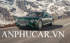 Khuyến mãi mua xe Bentley Continental GT 2020