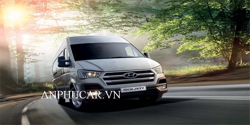 Giá xe Hyundai Solati 2020