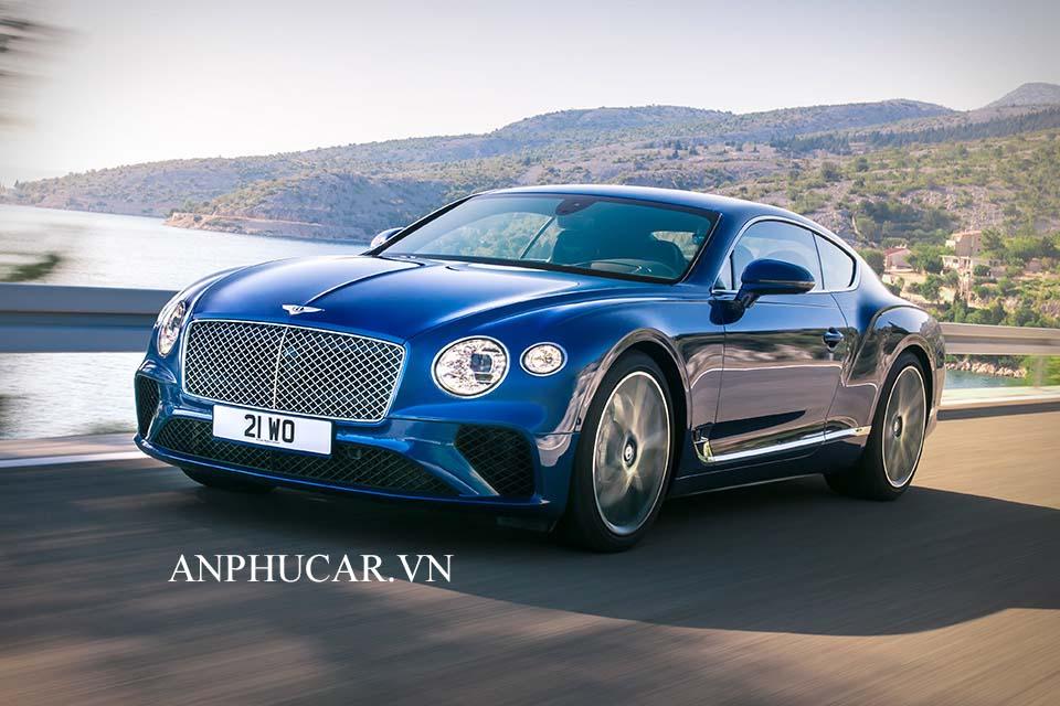 Giá xe Bentley Continental GT 2020
