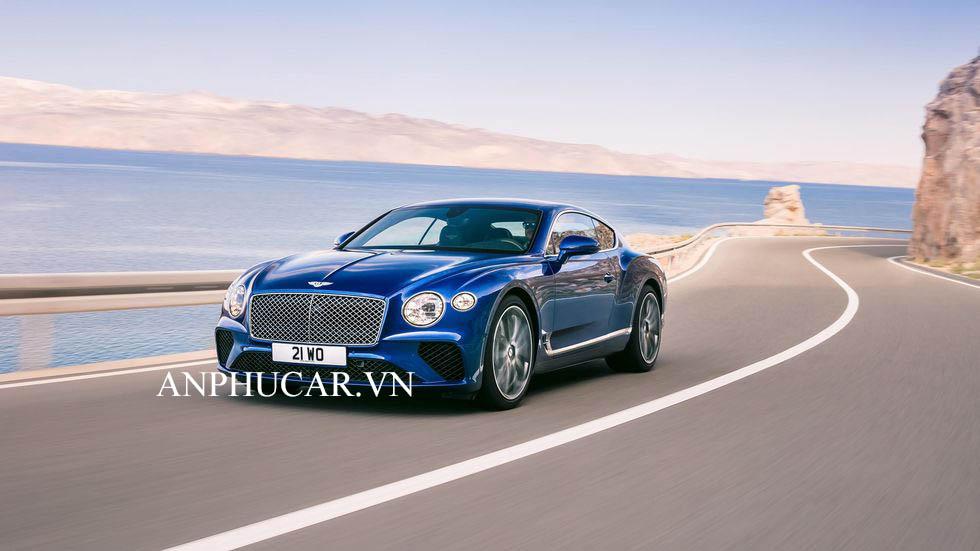 Bentley Continental GT 2020 giá lăn bánh