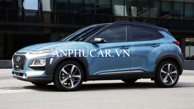 Khuyến mãi Hyundai Kona 1.6 Turbo 2020