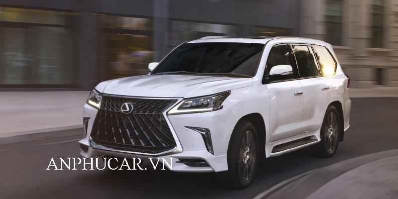 Khuyến mãi mua xe Lexus LX570 2020