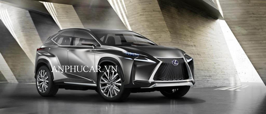 Mua xe Lexus LX570 2020