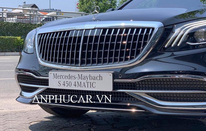Giá xe Mercedes Maybach S450 2020