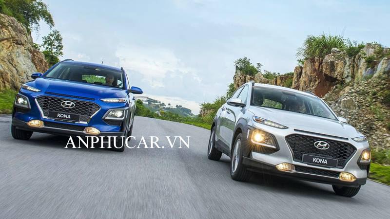 Giá lăn bánh Hyundai Kona 2.0AT 2020