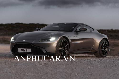 Giá lăn bánh Aston Martin Vantage V8 2020