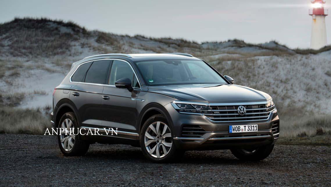 Khuyến mãi mua xe Volkswagen Touareg 2020