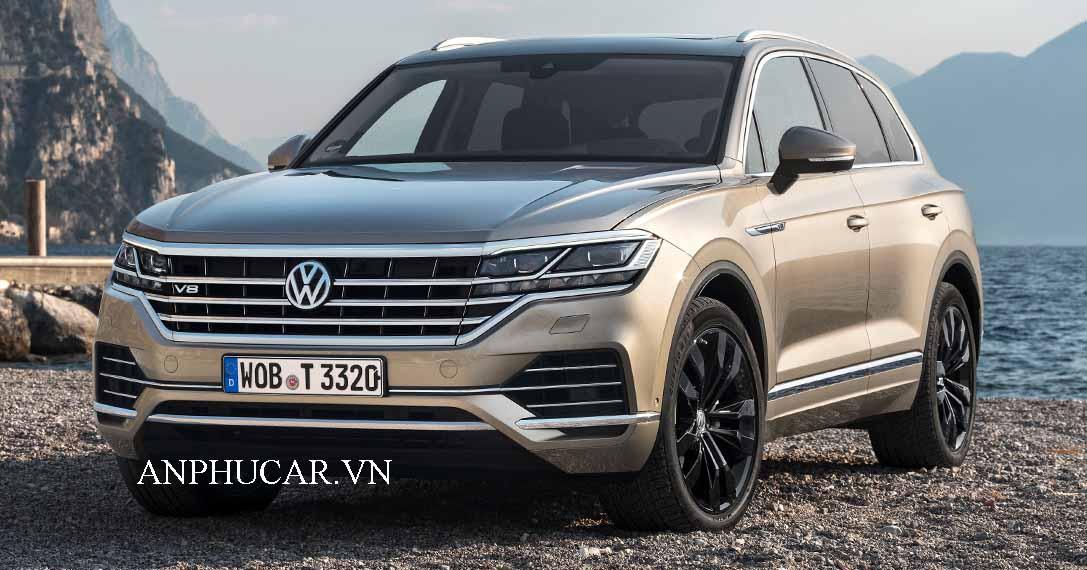 Giá lăn bánh Volkswagen Touareg 2020