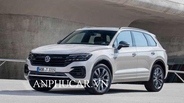 Giá x e Volkswagen Touareg 2020