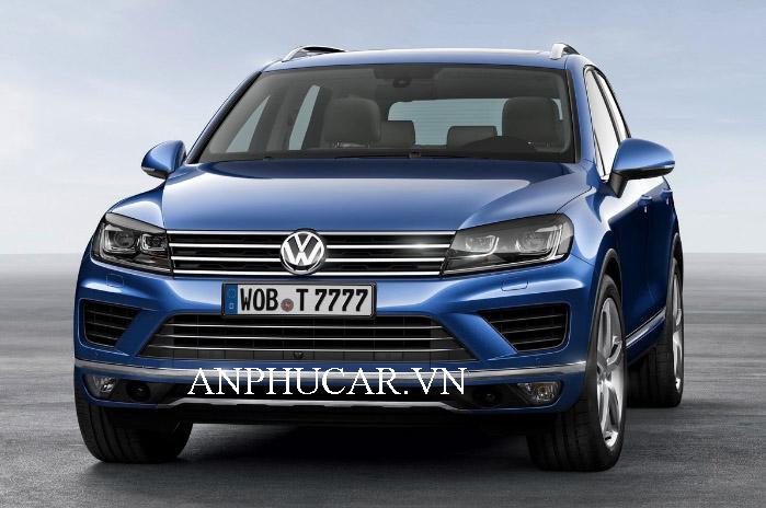Nội thất Xe Volkswagen Touareg 2020