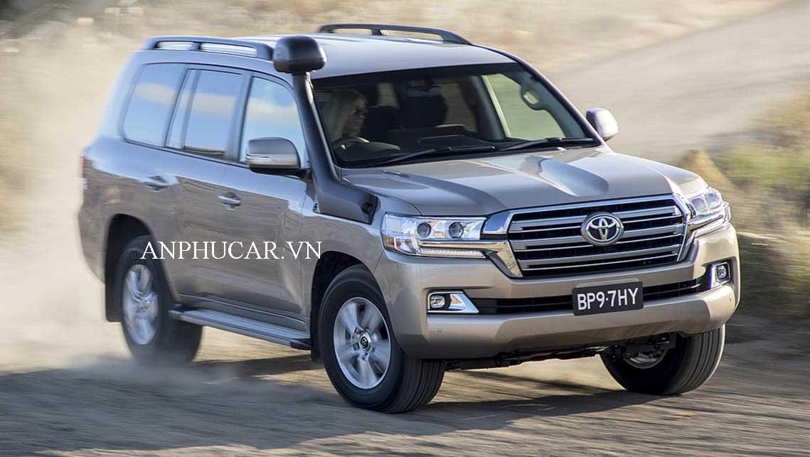 Giá xe Toyota Land Cruiser 2020