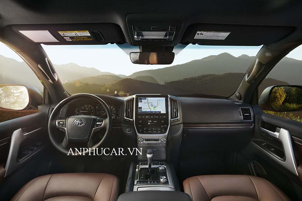 Khuyến mãi mua xe Toyota Land Cruiser 2020