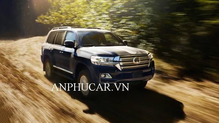 Giá lăn bánh Toyota Land Cruiser 2020