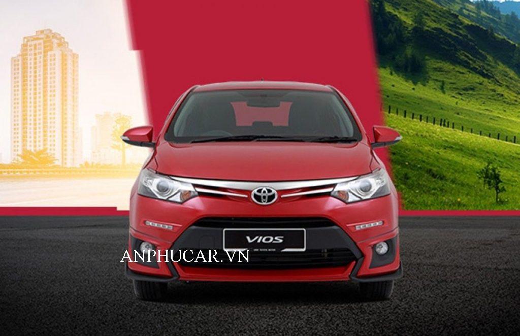 Giá lăn bánh Toyota Vios 2020