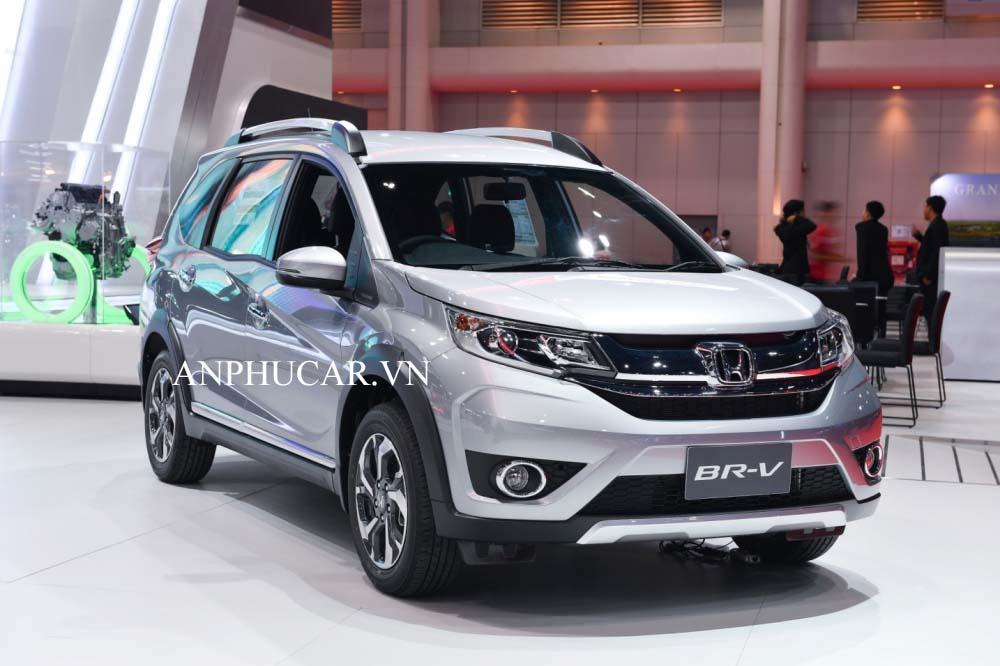 Giá khuyến mãi Honda BR-V 2020