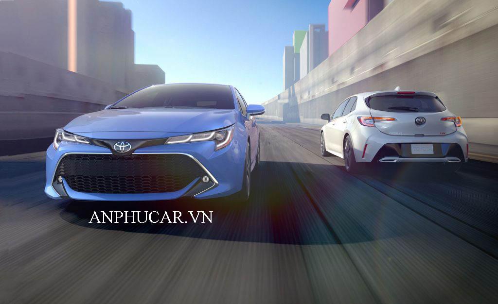 Khuyến mãi mua xe Toyota Vios 2020