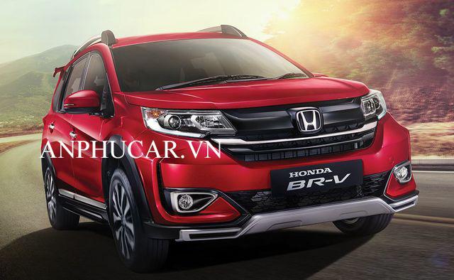 Giá lăn bánh Honda BR-V 2020