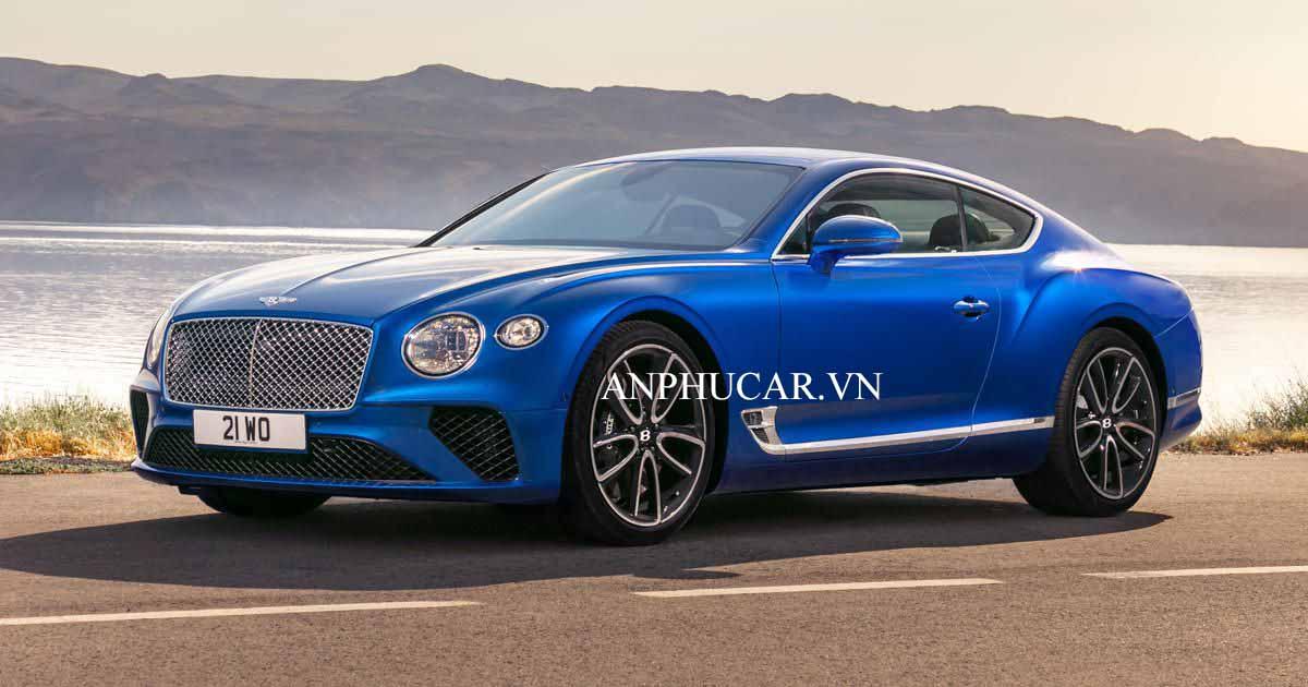 Khuyến mãi mua xe Bentley Mulsanne Speed 2020