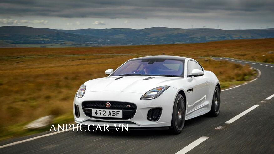 Khuyến mãi mua xe Jaguar F-Type 2020