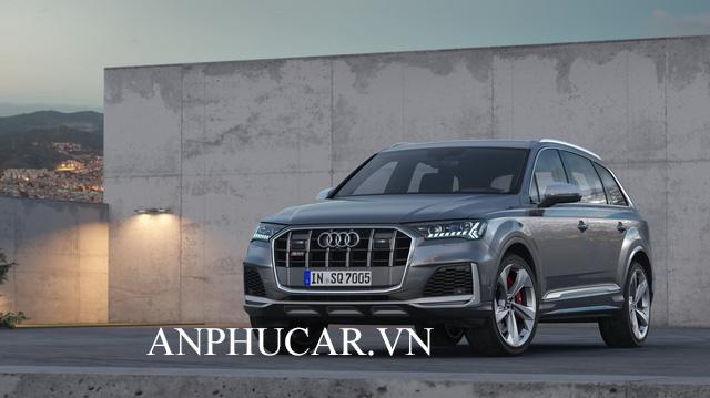 Audi SQ7 2020 giá xe
