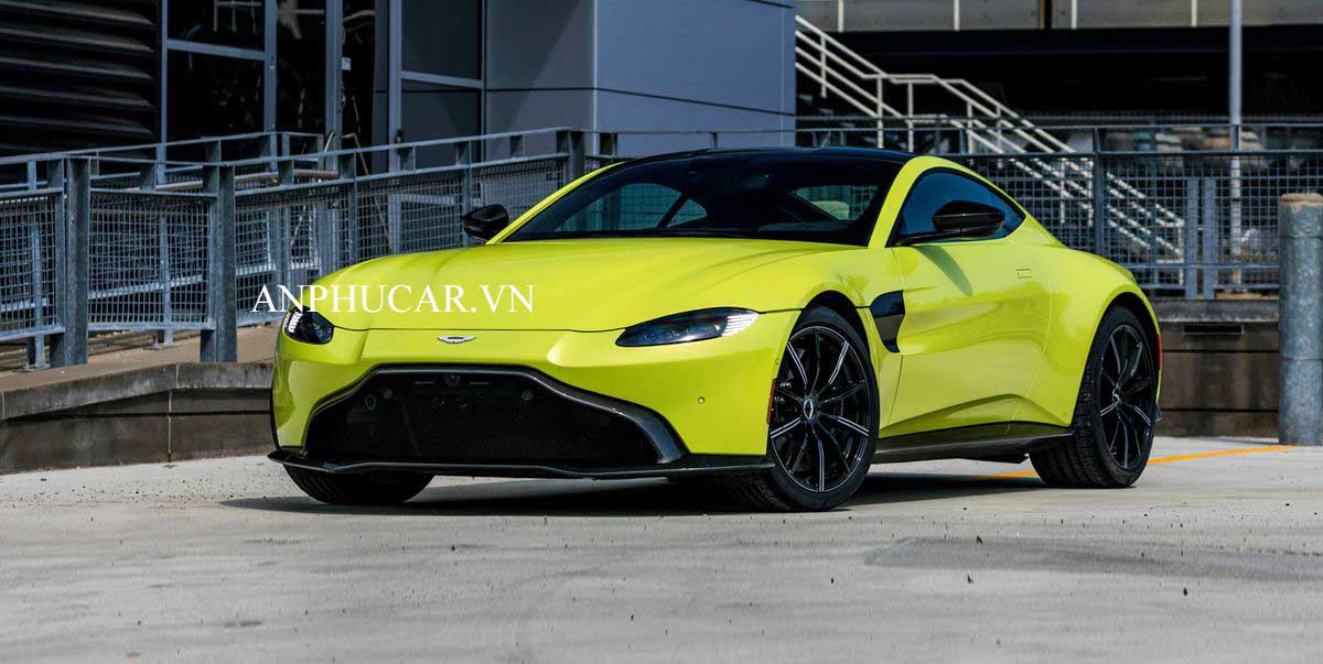 Giá xe Aston Martin Vantage V8 2020