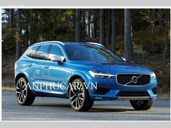Giá xe Volvo XC60 2020