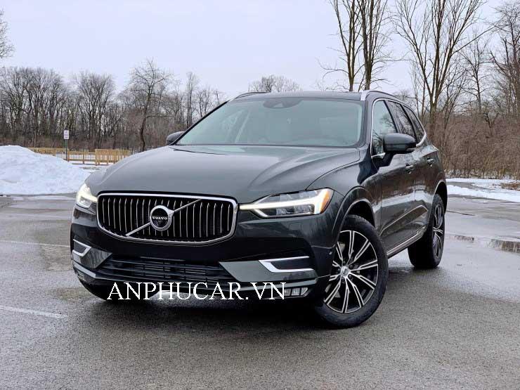 Khuyến mãi mua xe Volvo XC60 2020