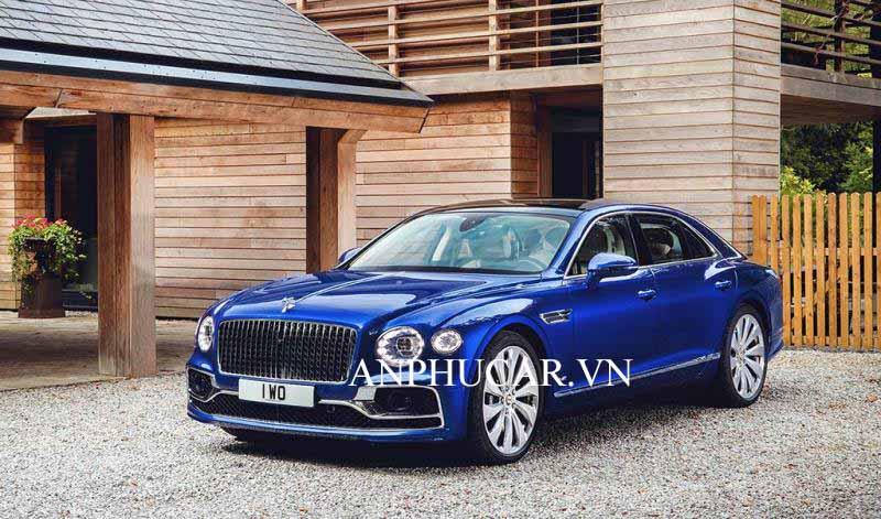 Giá lăn bánh Bentley Flying Spur 2020