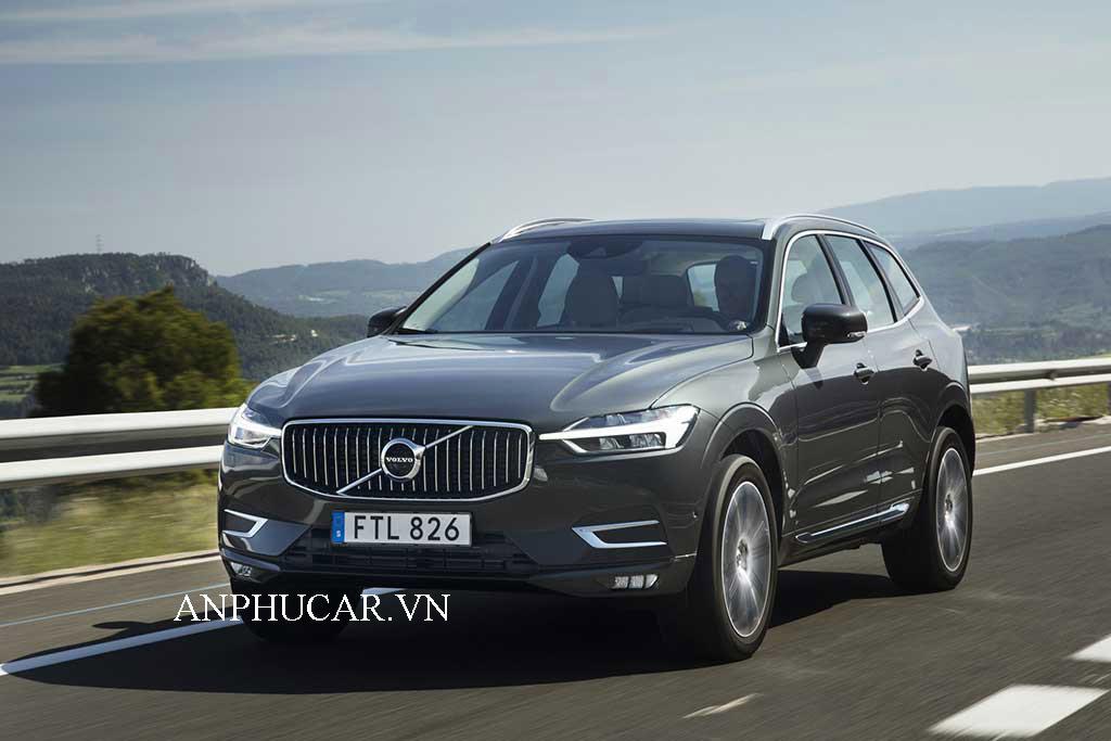 Giá lăn bánh Volvo XC60 2020
