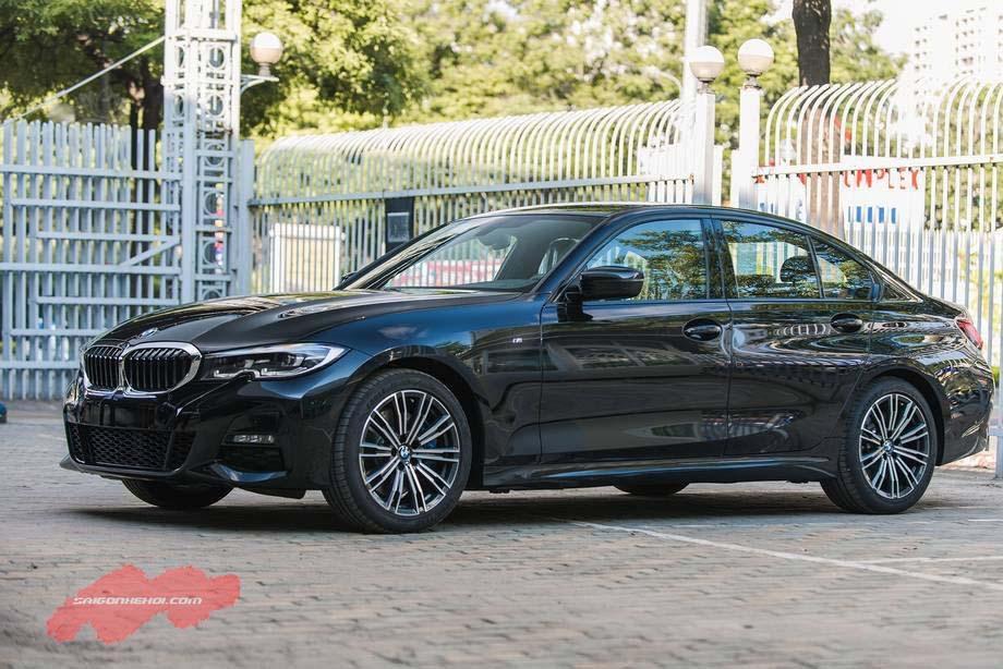 Mua xe BMW 330i 2020 trả góp