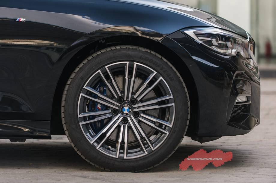Bánh mâm xe BMW 330i 2020