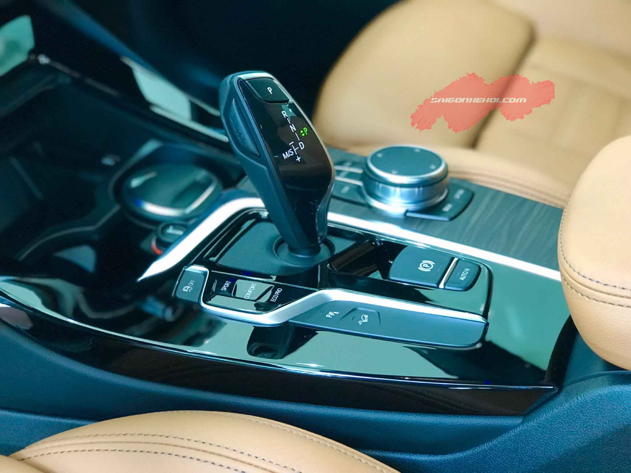 Hộp số xe BMW X3 2020
