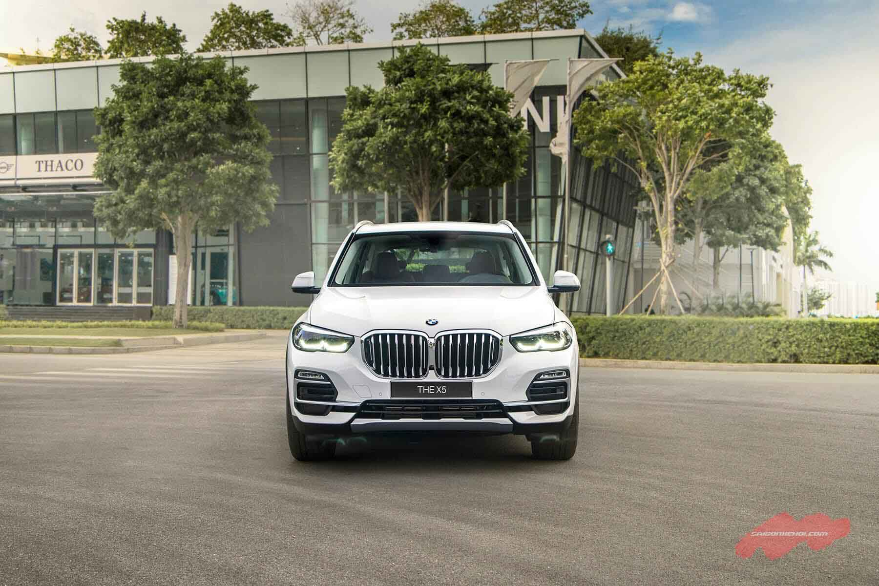 Ngoại thất xe BMW X5 All new 2020