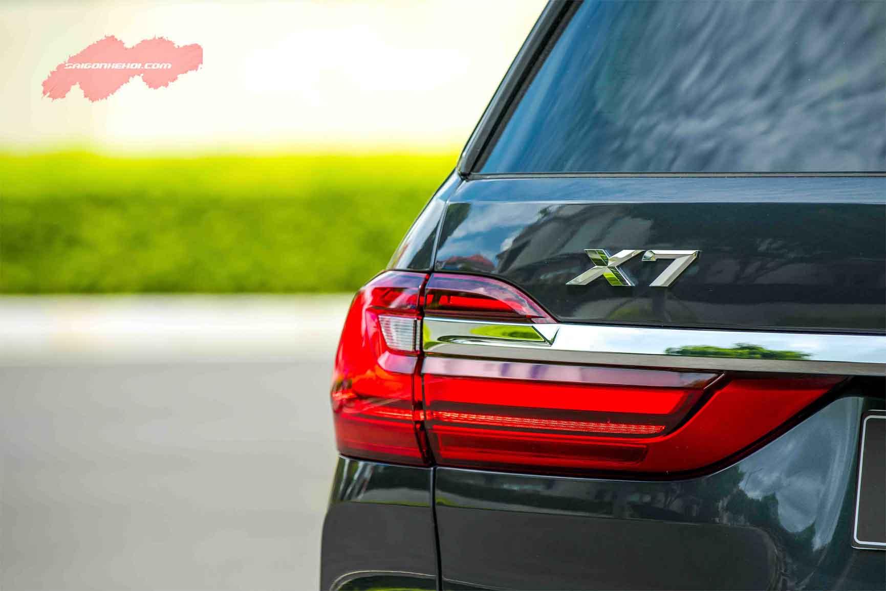 Thiết kế BMW X7 2020