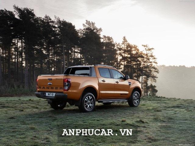 Ford Ranger 2020 Duoi Xe