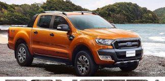 Gia Xe Ford Ranger 2020 Tong Quan