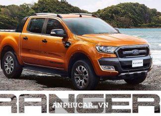 Ford Ranger 2020 Gia Ban