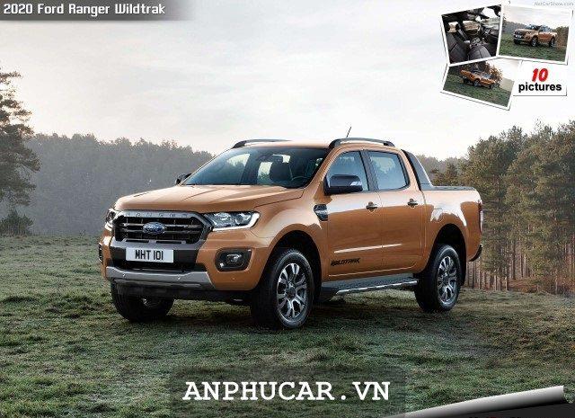 Ford Ranger 2020 Ngoai That