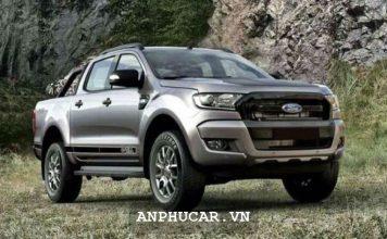 Ford Ranger XLT 2020 Ngoai That