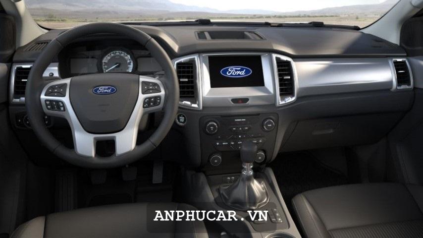 Ford Ranger XLT 2020 Noi That