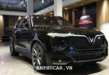 Gia xe Vinfast Lux Sa2.0
