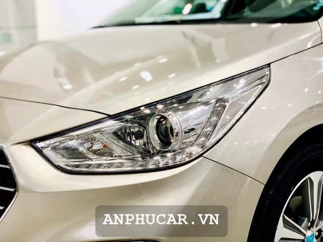 Hyundai Accent 2020 Mau Vang