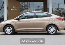 Hyundai Accent 2020 Than Xe