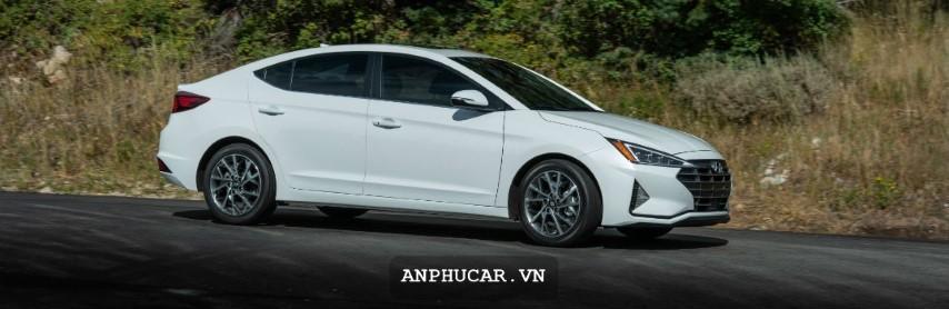 Hyundai Elantra 2020 Than Xe