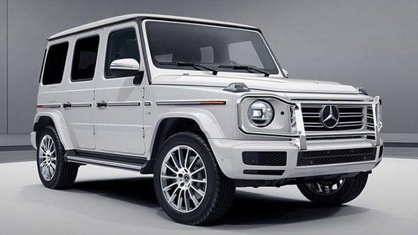 Mercedes - Benz G – Class dau xe