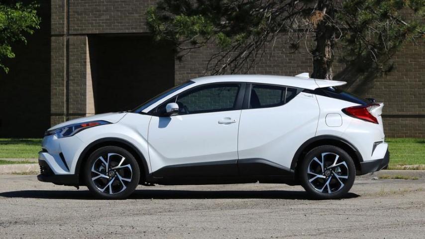 Toyota C-HR 2020 hong xe
