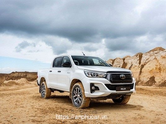 Toyota Hilux 2020 hong xe