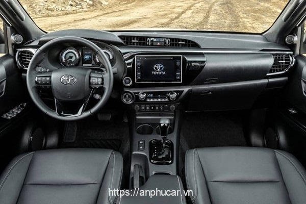 Toyota Hilux 2020 noi that